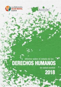 Informe sobre el estado de los derechos humanos en salud mental: 2018