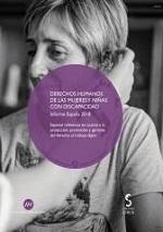 Portada derechos mujeres discapacidad 2018