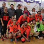Equipo de Zamora, ganador de la Liga.