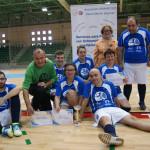 Equipo ganador del torneo Cancha Abierta
