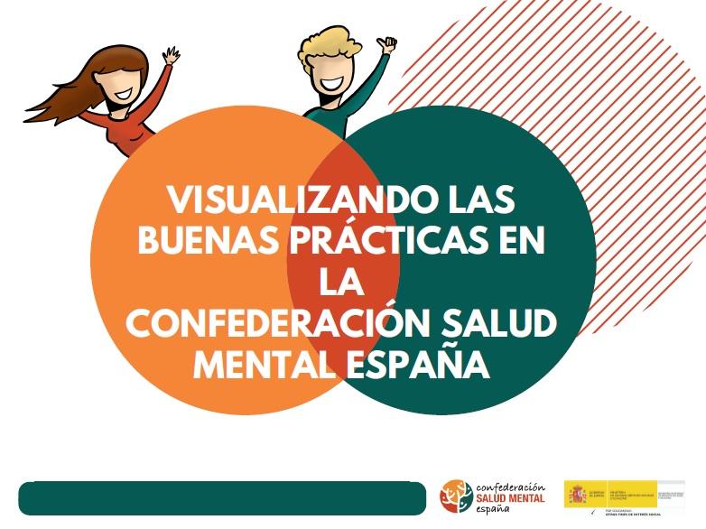 Portada Visualizando las buenas prácticas en la Confederación SALUD MENTAL ESPAÑA