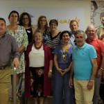 Asistentes a la formación de reuniones eficaces y Compliance
