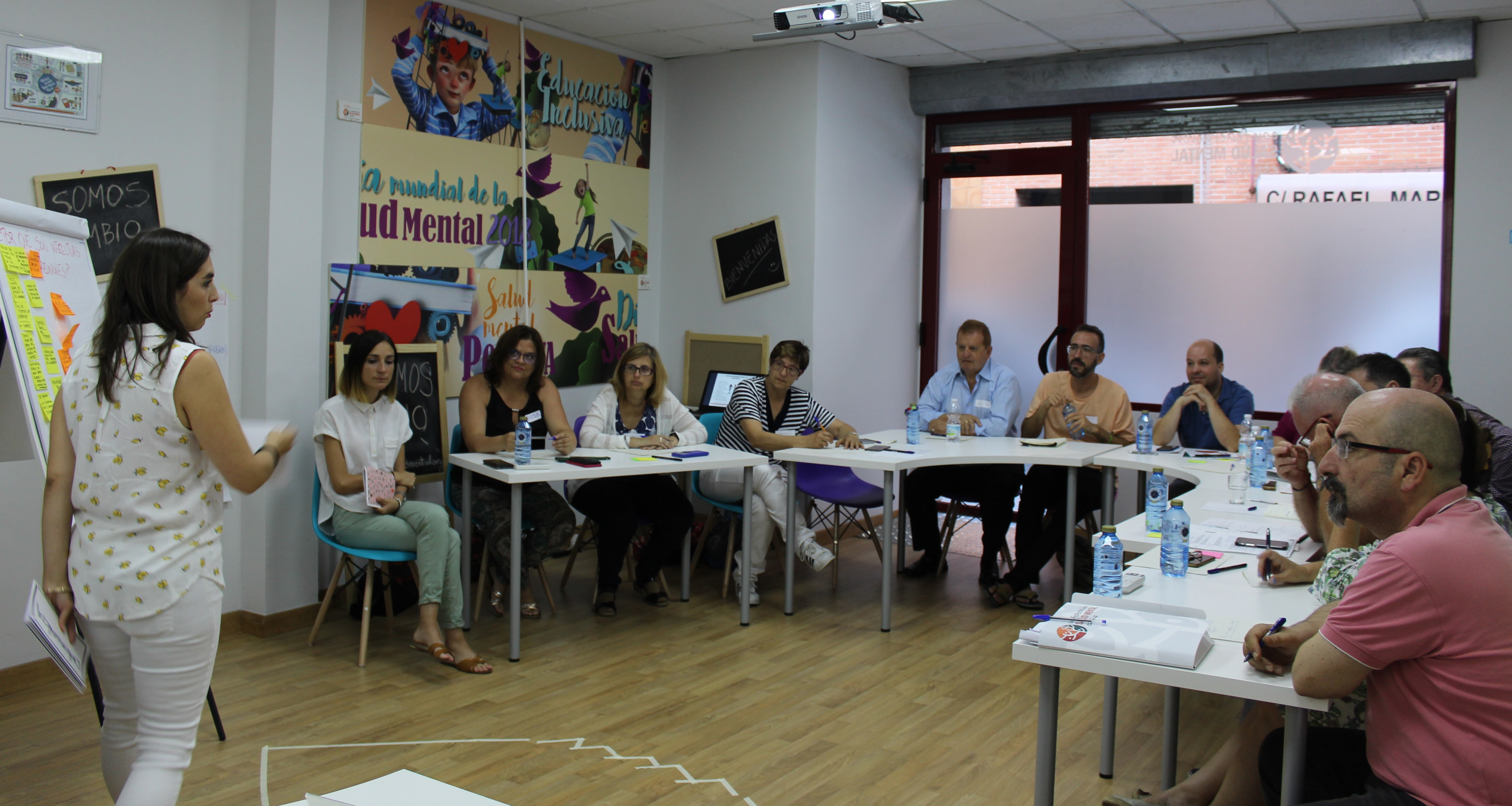 Momento de la formación de reuniones eficaces y Compliance
