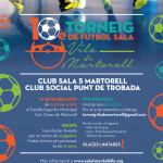 10è Torneig Vila de Martorell de futbol sala