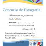 concurso fotografía PROSAME Burgos
