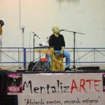 Grupo de tributos Destrangis Festival Mentalizarte