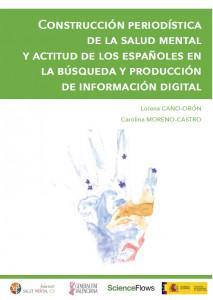 Construcción periodística de la salud mental y actitud de los españoles en la búsqueda y producción de información digital