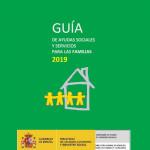 Portada Guia ayudas sociales familias 2019