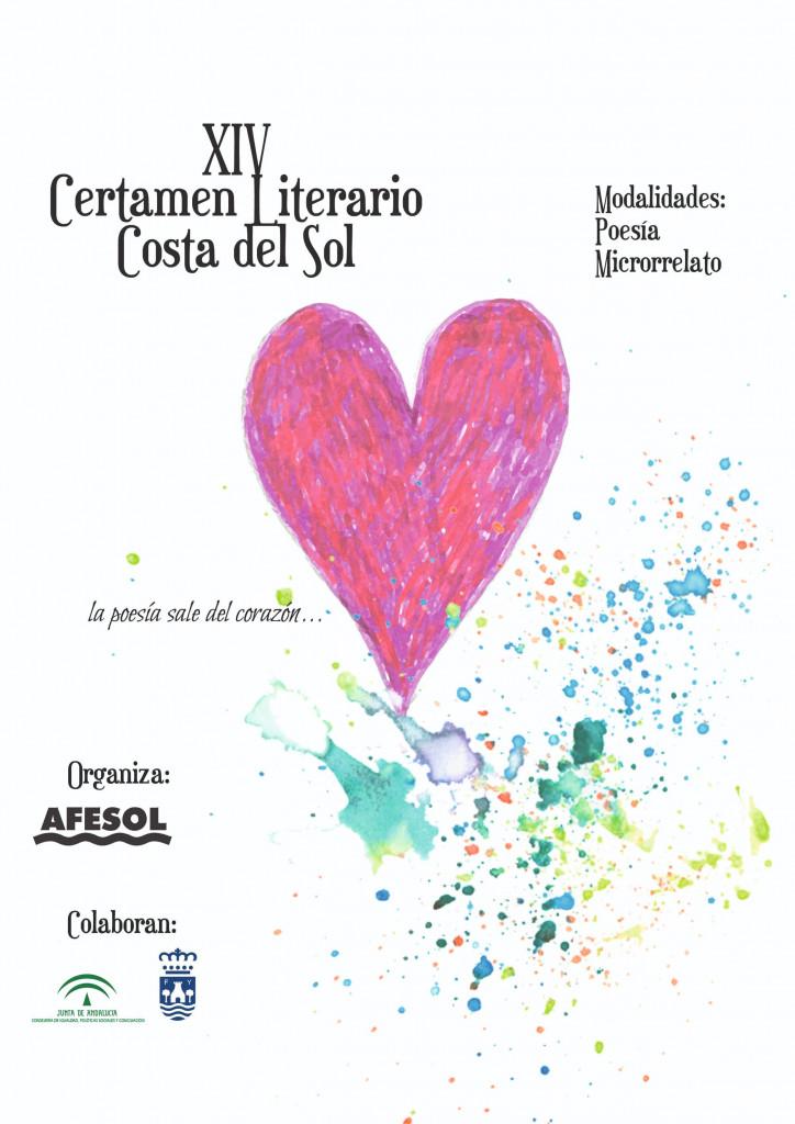 XV Certamen literario AFESOL