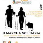 Marcha solidaria León salud mental