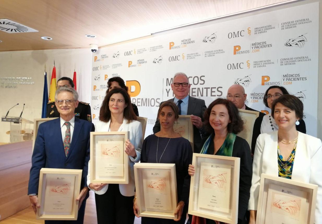 Ganadores de la edición de los premios 2019 de la OMC