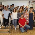 Participantes en curso salud mental y derechos humanos