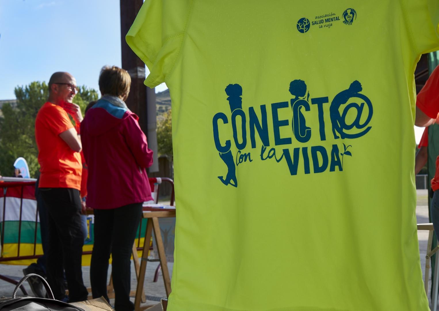 Camisetas-Carrera-Conecta con la vida