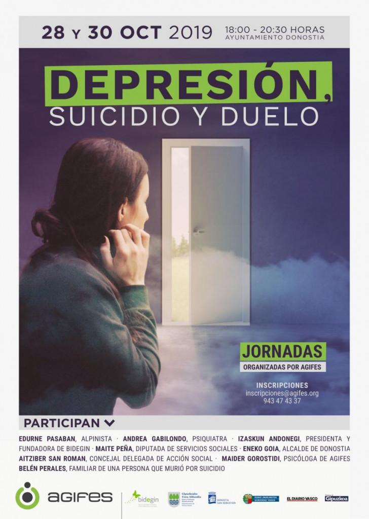 Depresión Suicidio