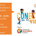 Marcha salud mental madrid