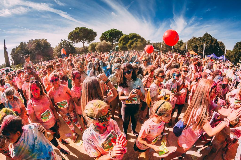 III Carrera Color Feafes Andalucía Salud Mental