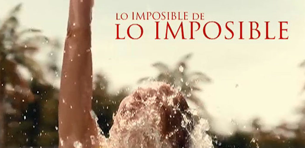 Lo Imposible. Supervivientes