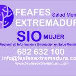 SIO MUJER feafes salud mental extremadura