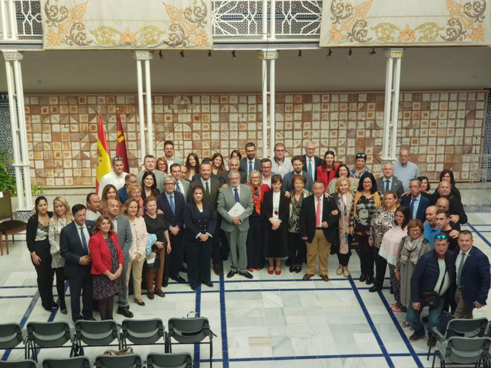 Región Murcia Parlamento suicidio