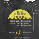 Bajo el mismo paraguas FEAFES Galicia