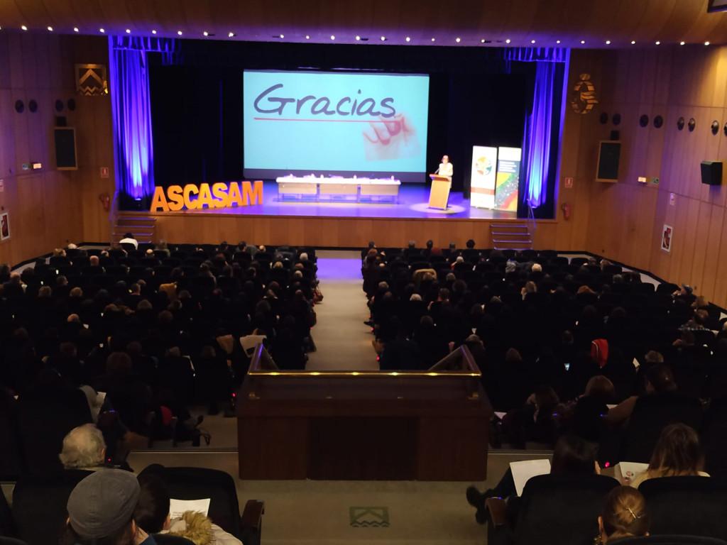 ASCASAM organiza una jornada sobre prevención del suicidio en Santander
