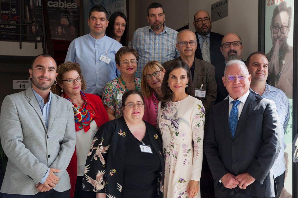 ACTO INSTITUCIONAL DÍA MUNDIAL SALUD MENTAL 2019
