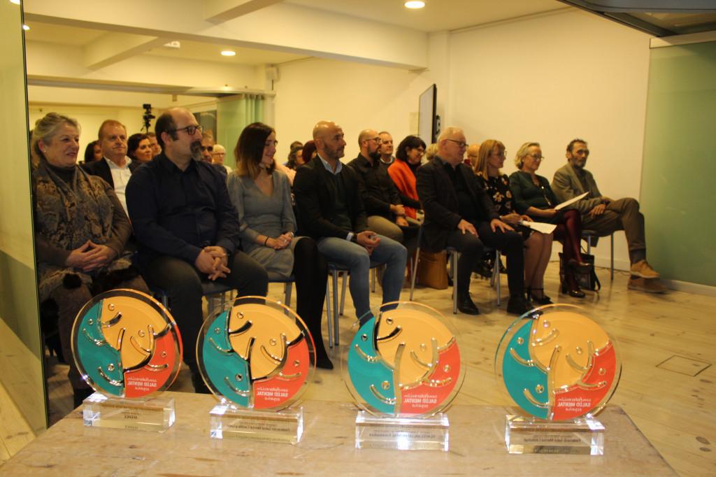 Acto entrega II Premios Buenas Prácticas
