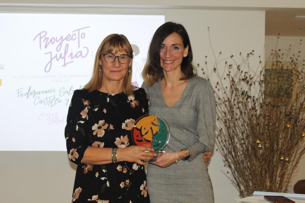 Premios Buenas Prácticas Mujer y salud mental