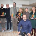 Foto familia acto II Premios Buenas Prácticas