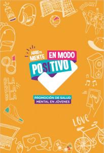 Abre tu mente en modo positivo: promoción de salud mental en jóvenes