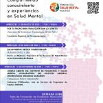Cartel IV Ciclo Conferencias Salud Mental Madrid