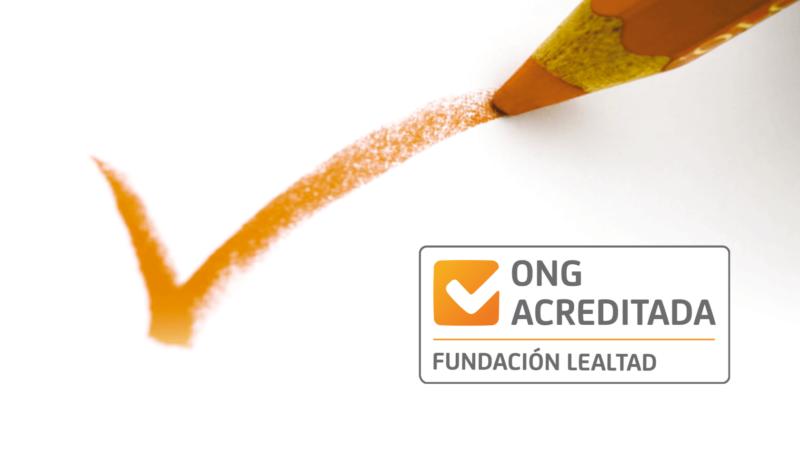 ONG Acreditada Fundación Lealtad