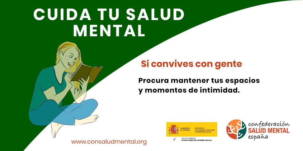 Campaña #SaludMentalVsCovid19 Convivencia