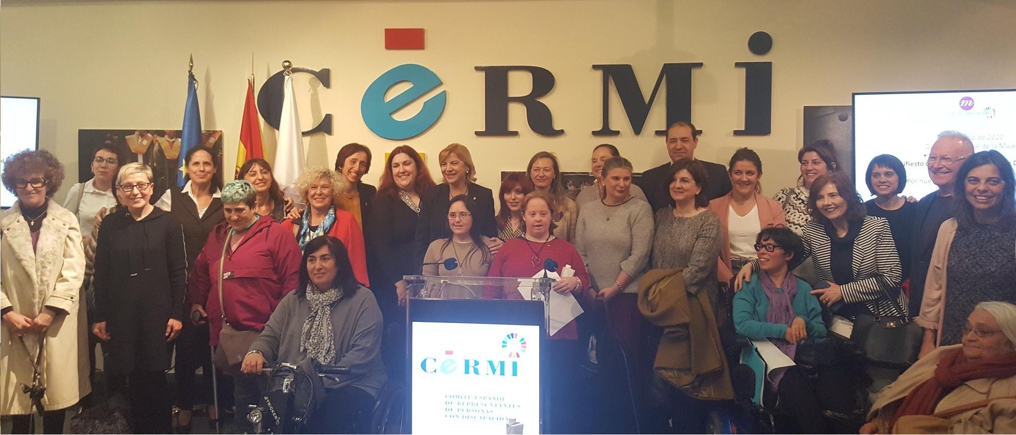 Manifiesto CERMI Mujeres