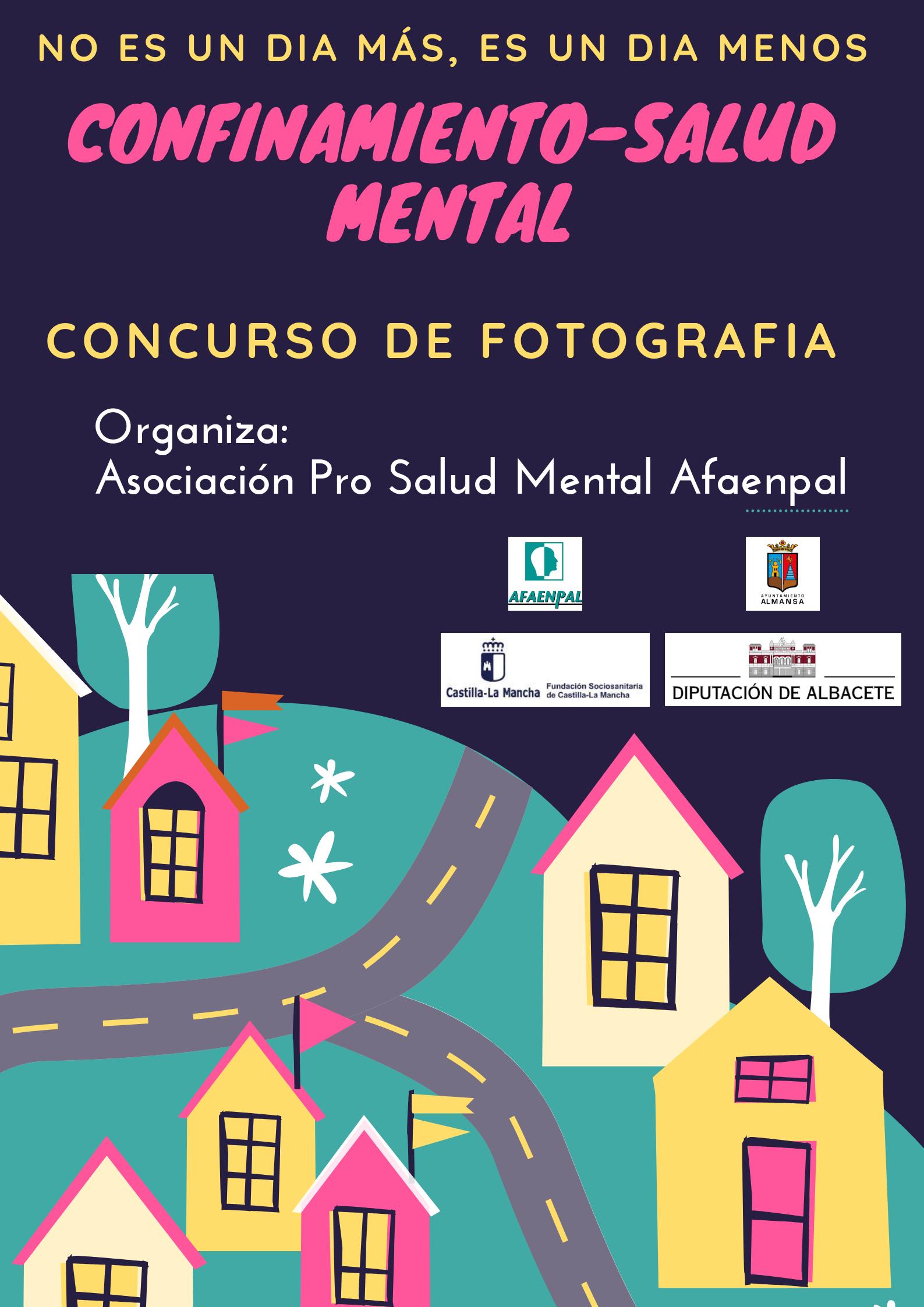 Cartel concurso fotográfico AFAENPAL