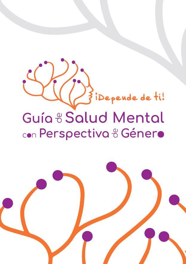 Guia salud mental perspectiva género