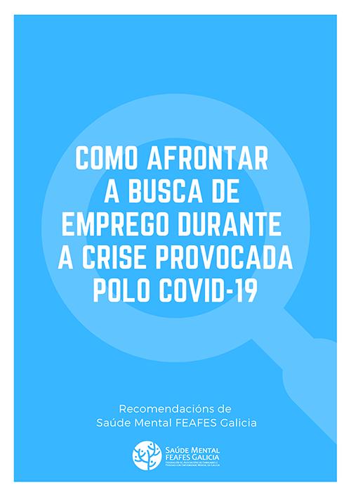 Guía empleo coronavirus feafes galicia