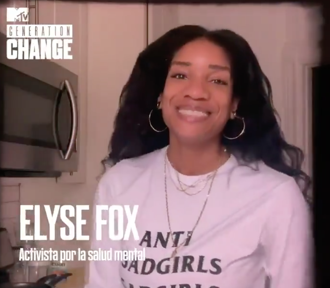 MTV Elyse Fox