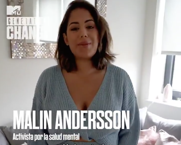 MTV Malin Andersson