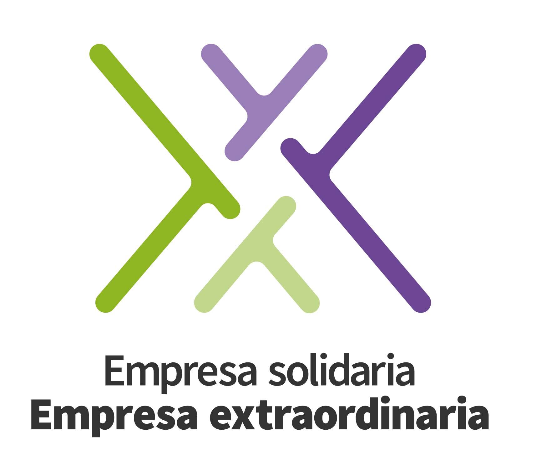 Logo X solidaria empresa