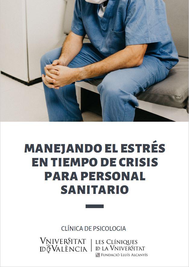 Manejando estres crisis profesionales sanitarios