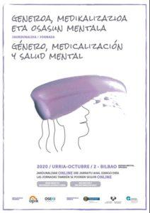 Genero medicalizacion salud mental