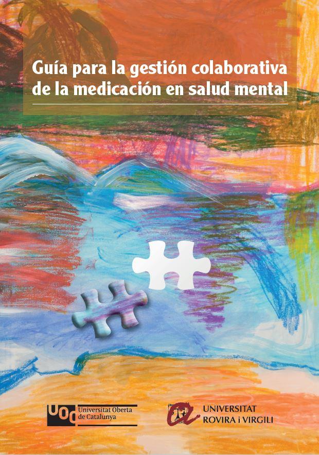 Portada Guia gestion colaborativa medicacion salud mental