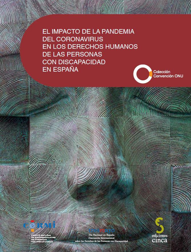 Portada Impacto pandemia coronavirus derechos humanos discapacidad
