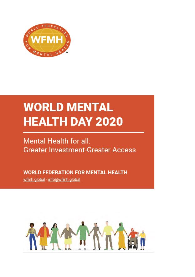 Portada World Mental Health Day 2020