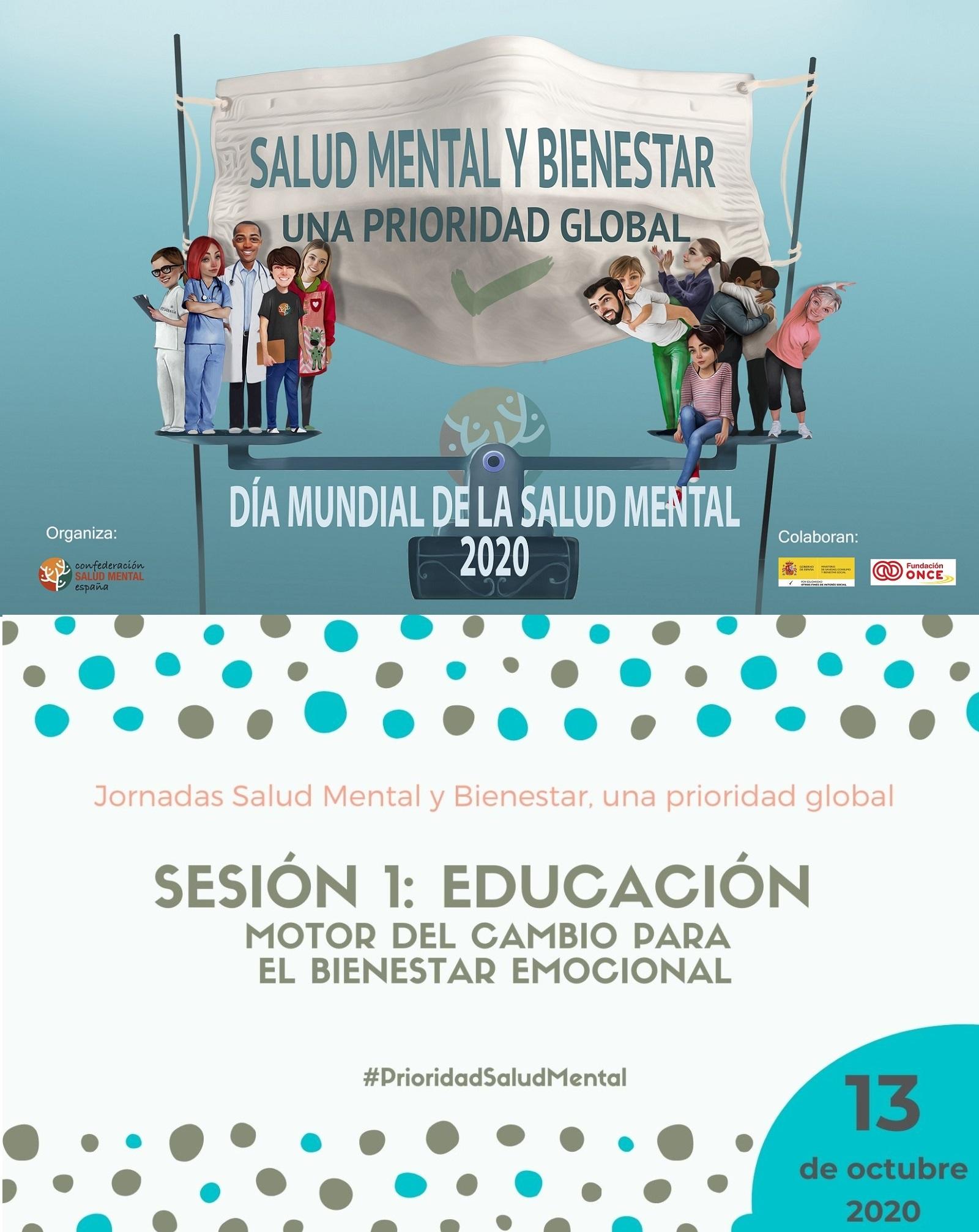 Jornada Prioridad Salud Mental Educacion