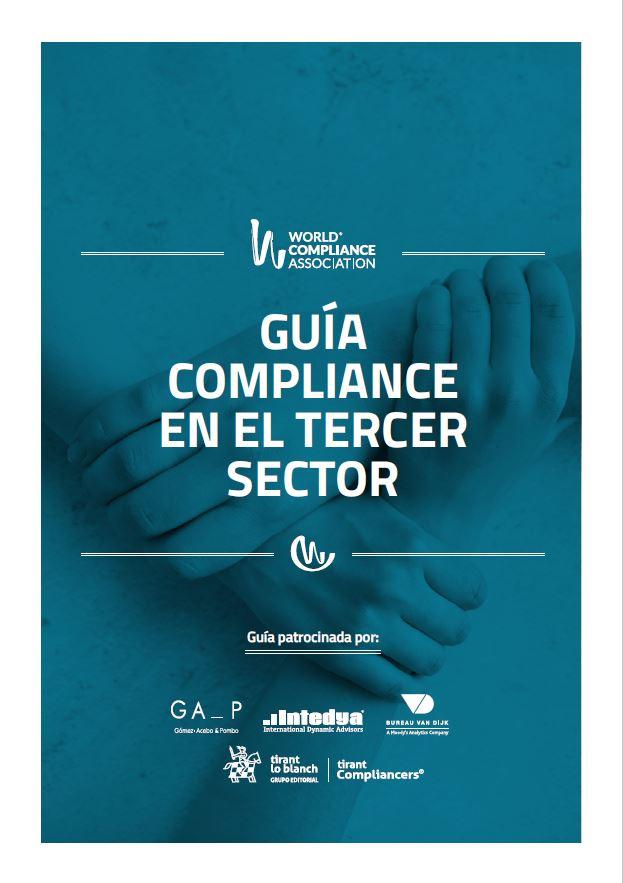 Portada Guia compliance Tercer Sector