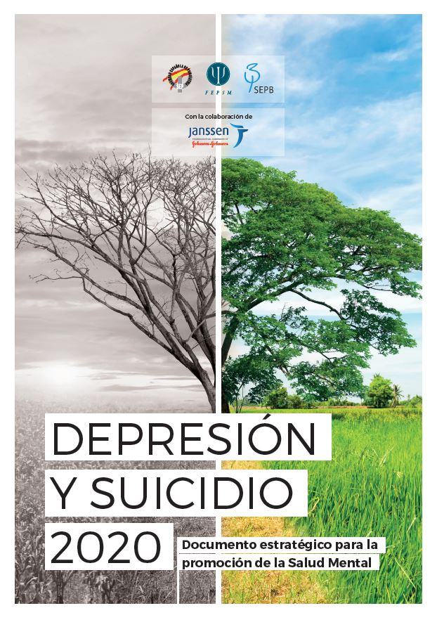 Portada depresion y suicidio 2020