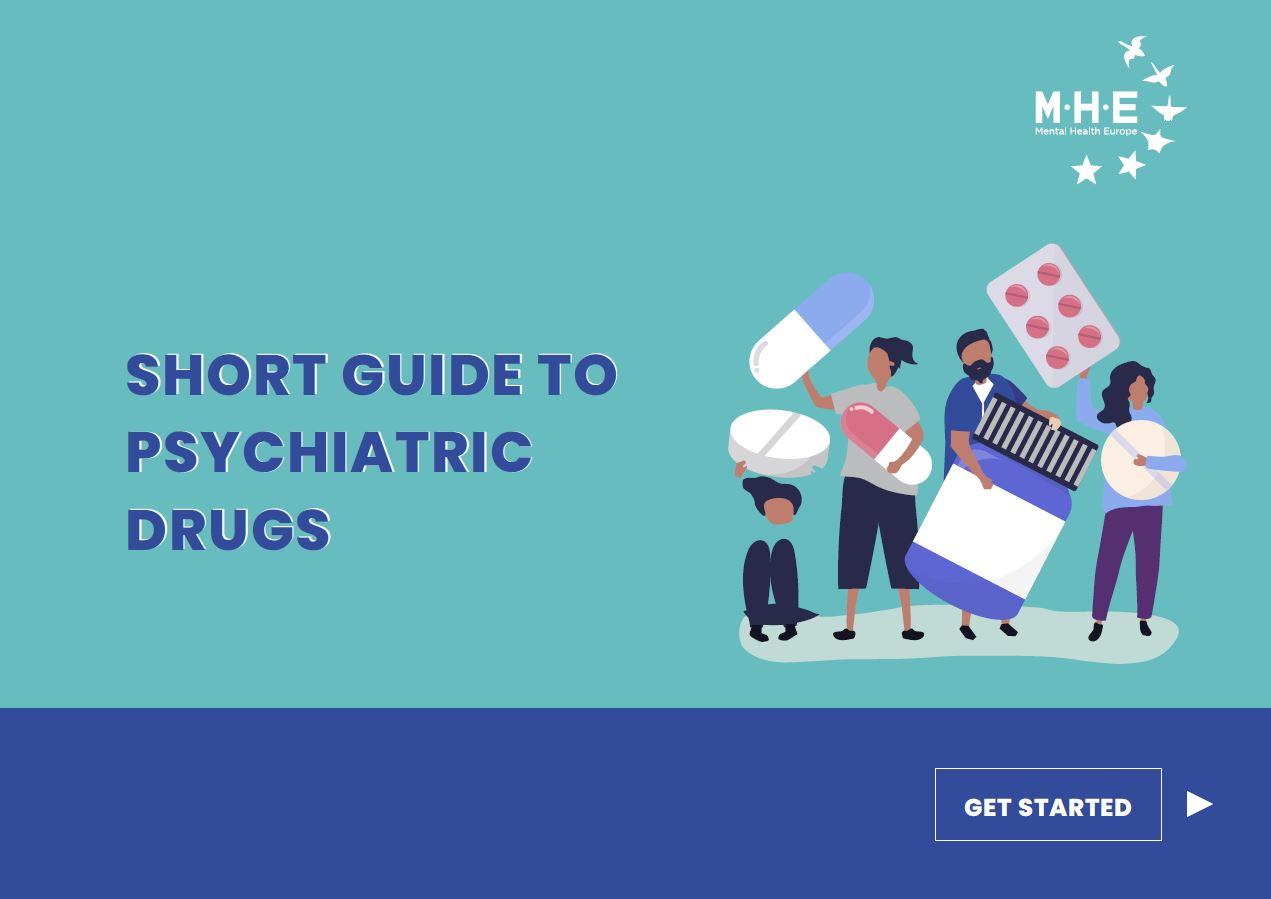 Portada Short guide to psychiatric drugs