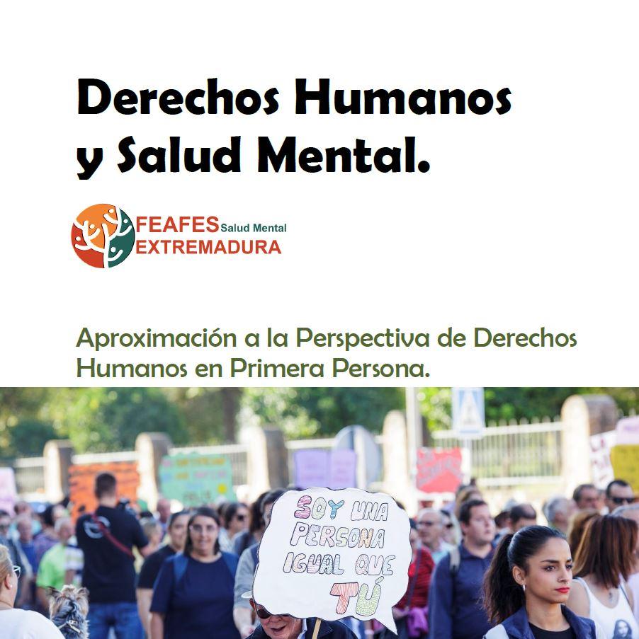 Portada Derechos Humanos Salud Mental
